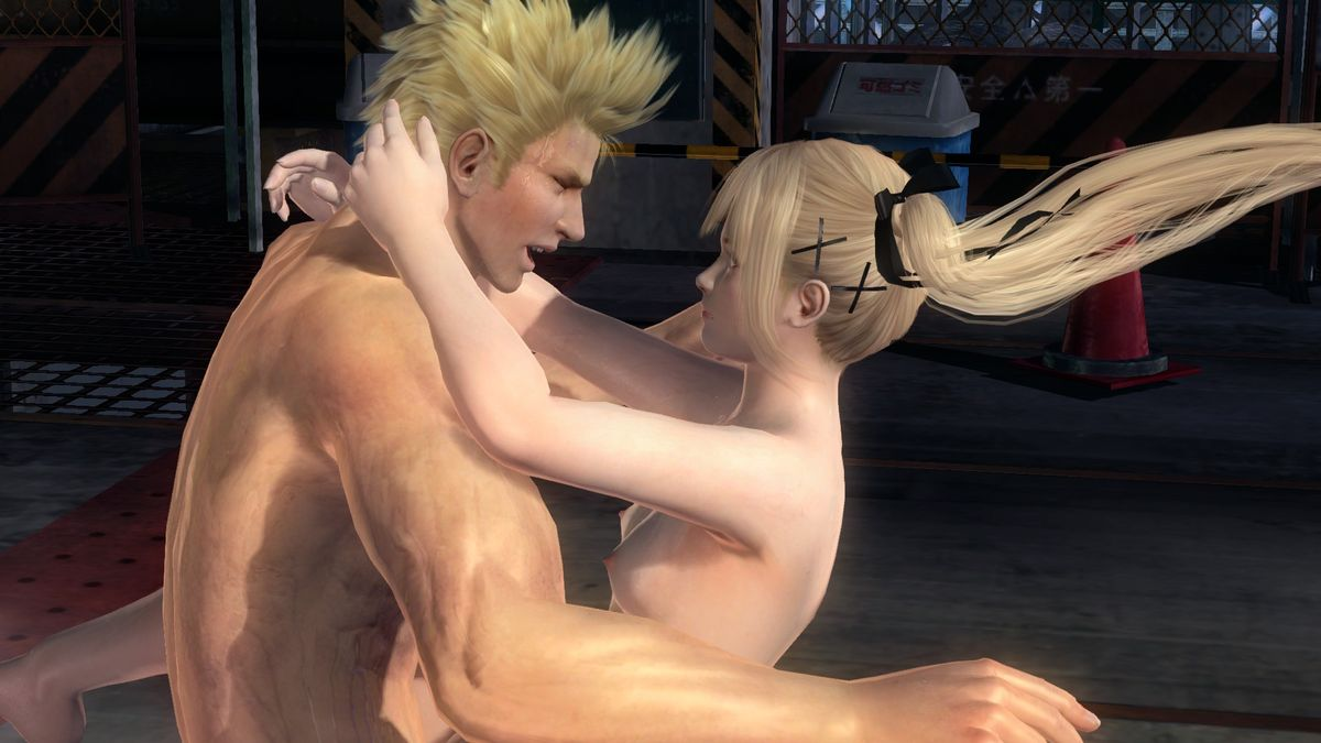 doa uncensored hentai Dead or Alive 5 Last Round Male and Female Nude_843450-0019