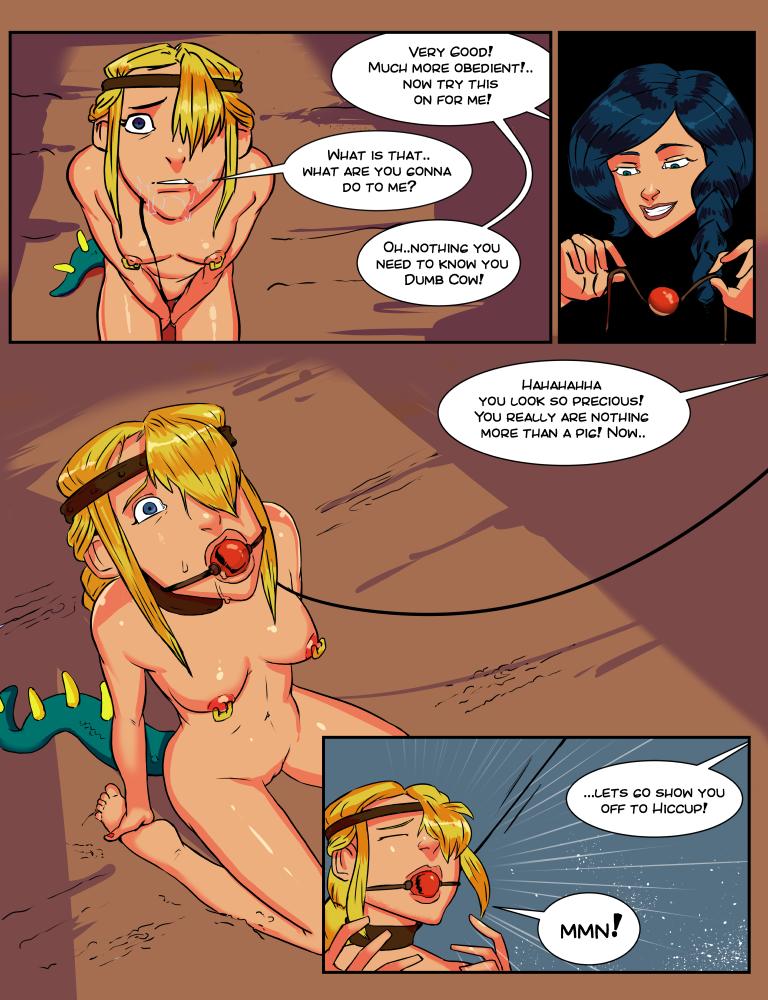 die drachen reiter von berg porno comic № 182002
