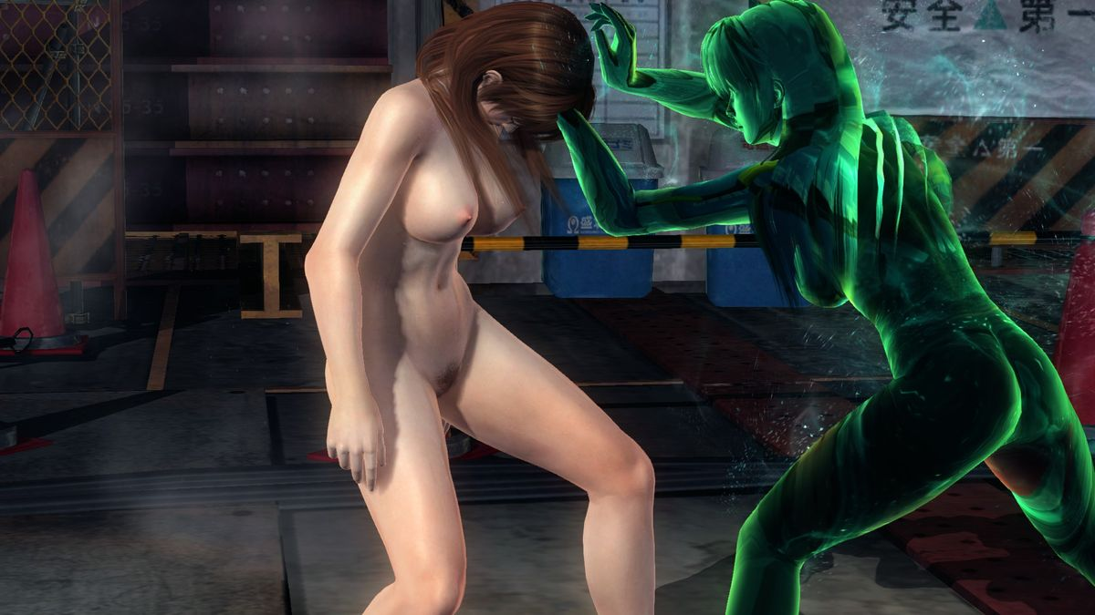 Dead or alive last round nude mod