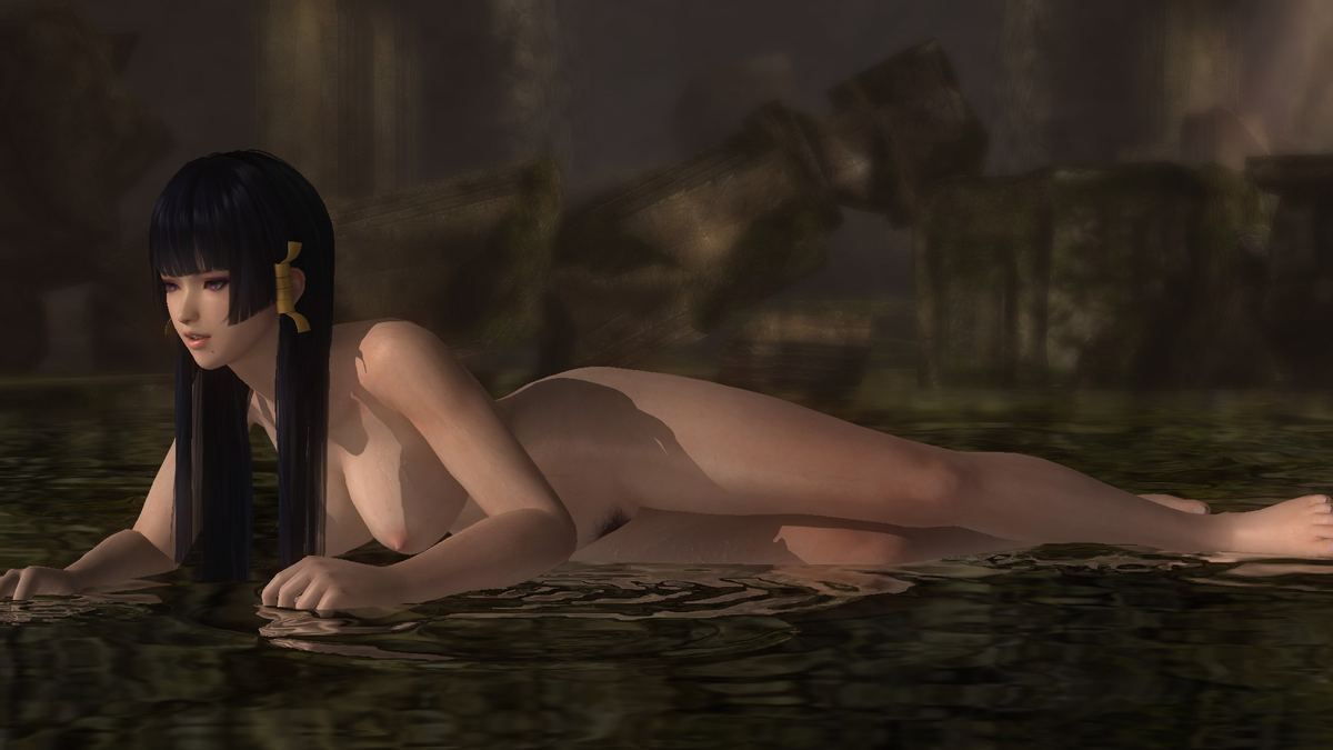 dead or alive 5 nude