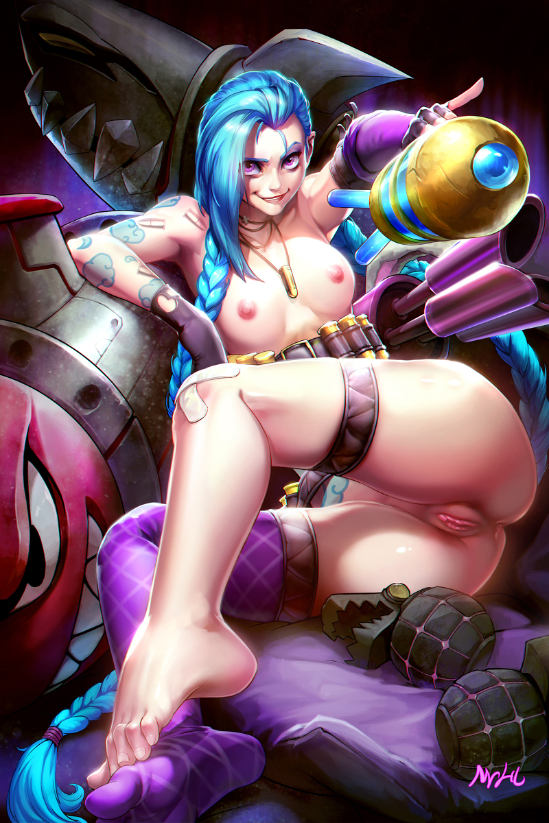 hentai league of legends