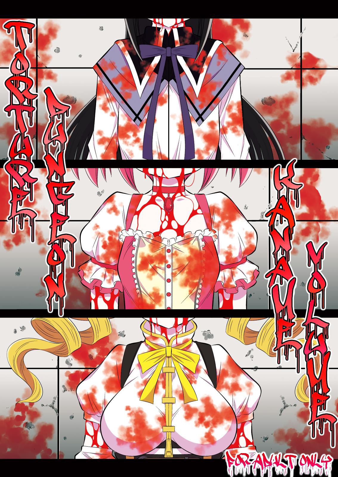 Torture Dungeon: Kaname Volume (Puella Magi Madoka Magica)