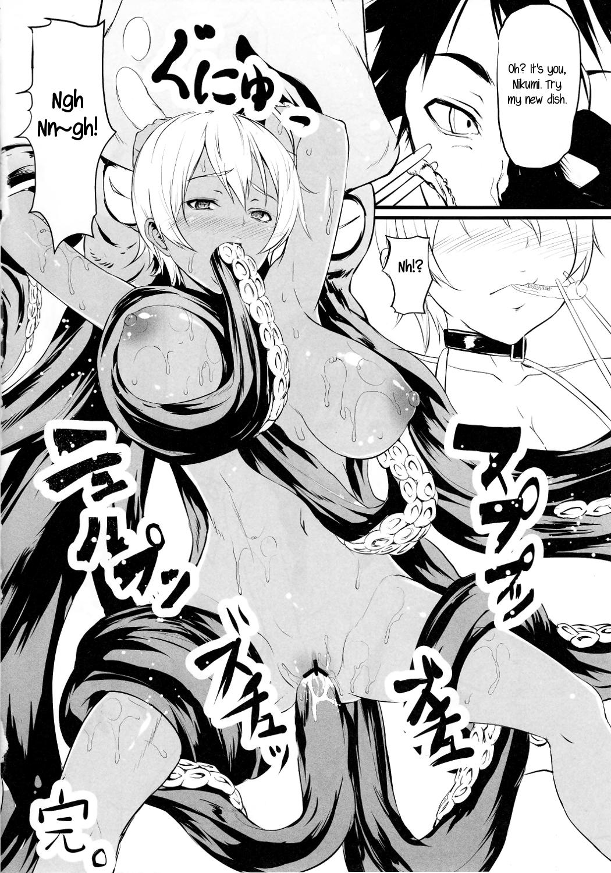 shokugeki no soma hentai