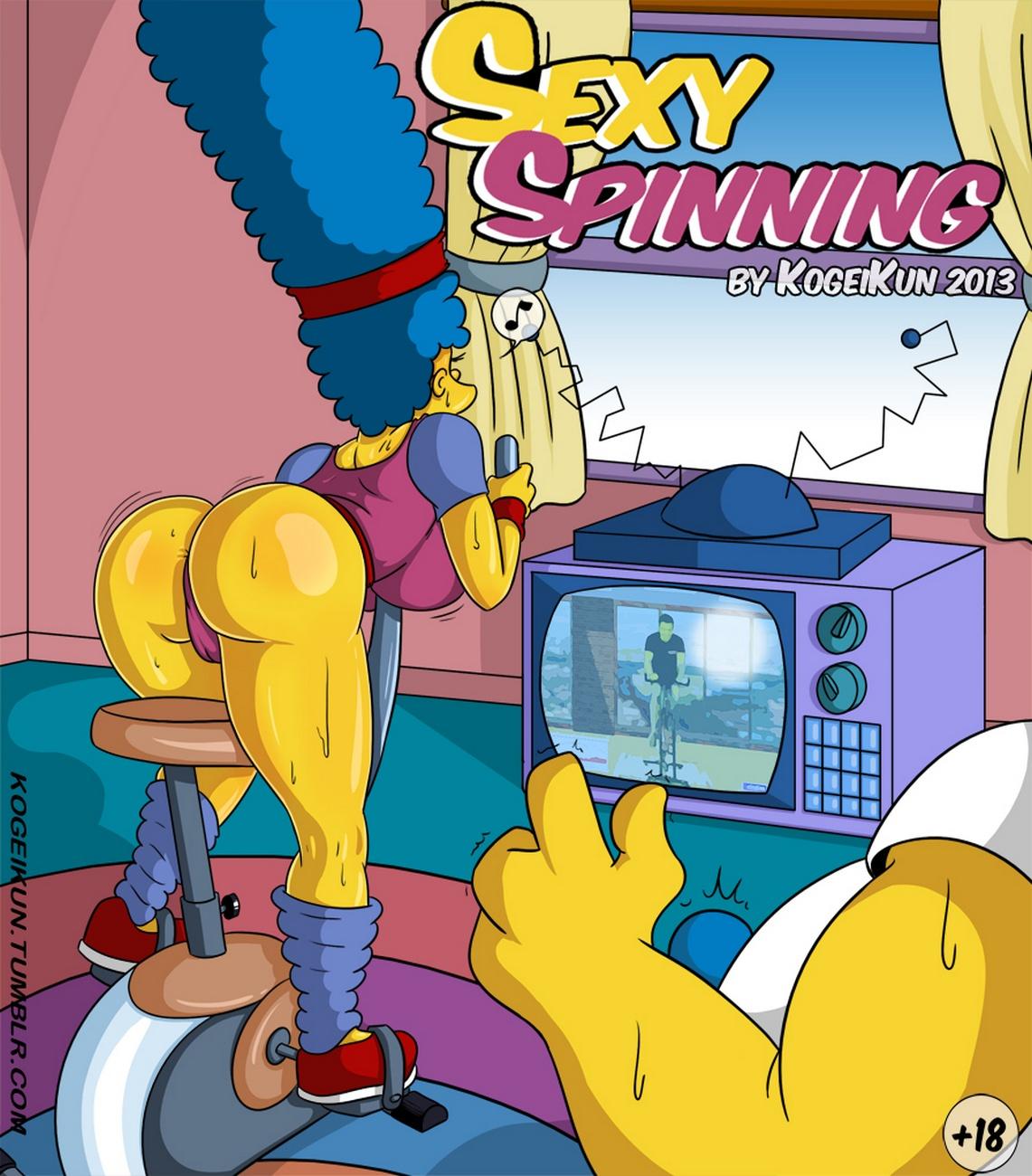Симпсоны комиксы порно рус 14 фотография