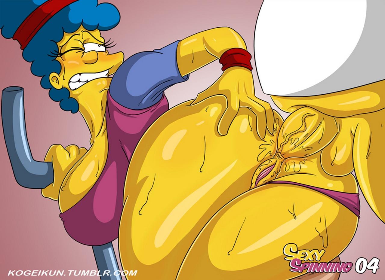 Смотреть порно комикс мардж 11 фотография