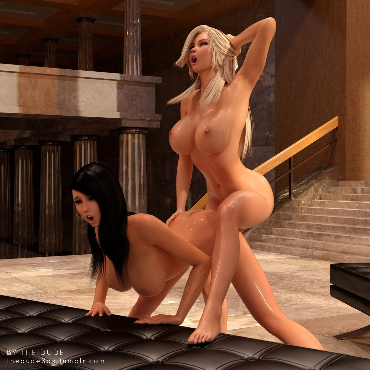 Hentaie 3d game xxx clips