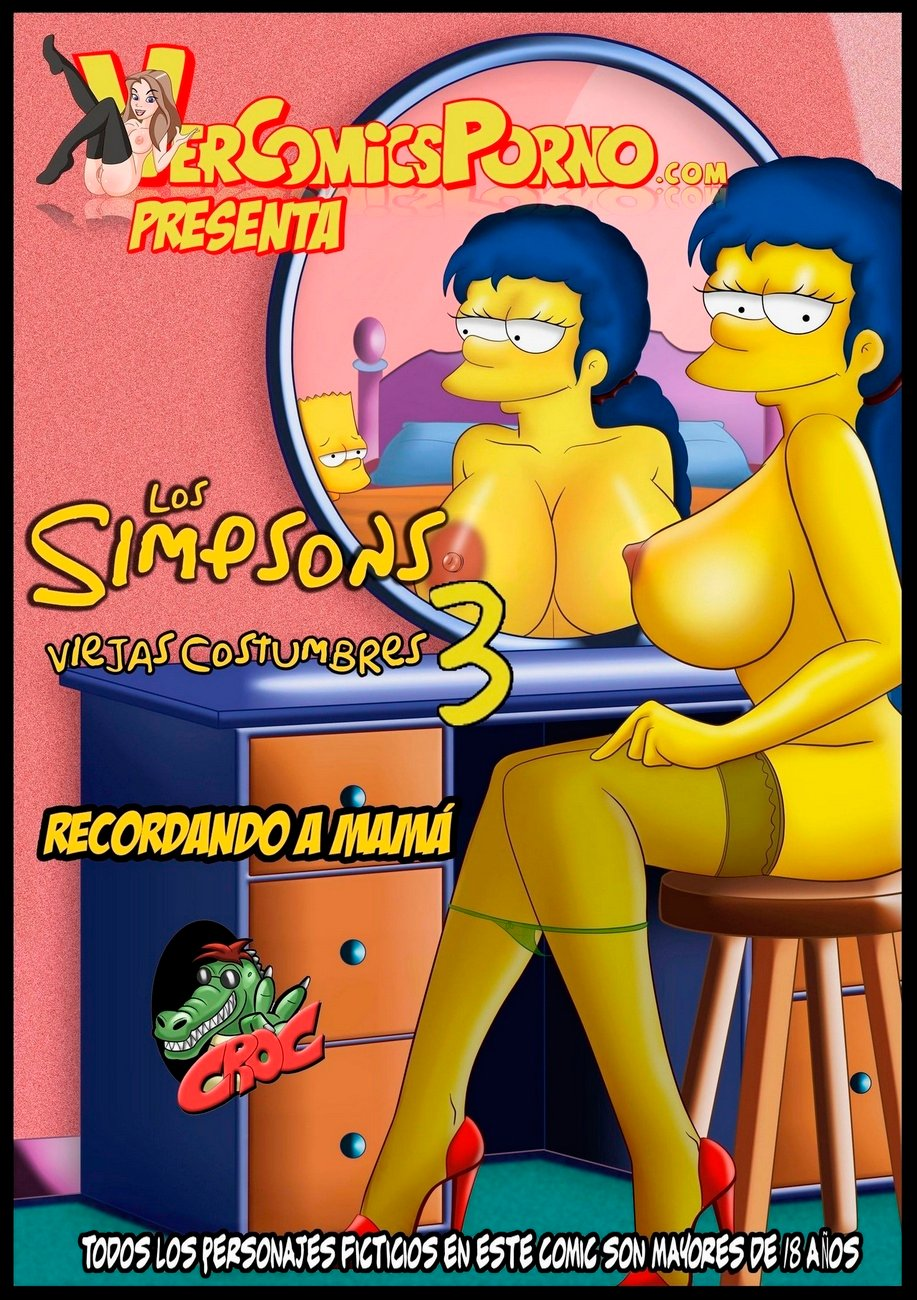 The Simpsons Hentai 3 – Remembering Mom