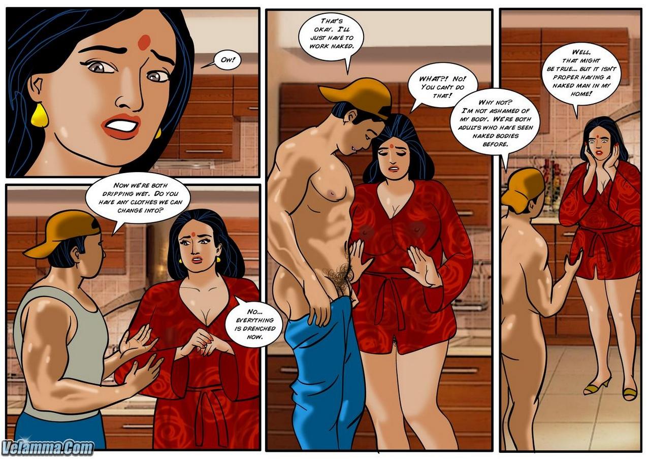 Indian aunty 1001 - 3 part 5