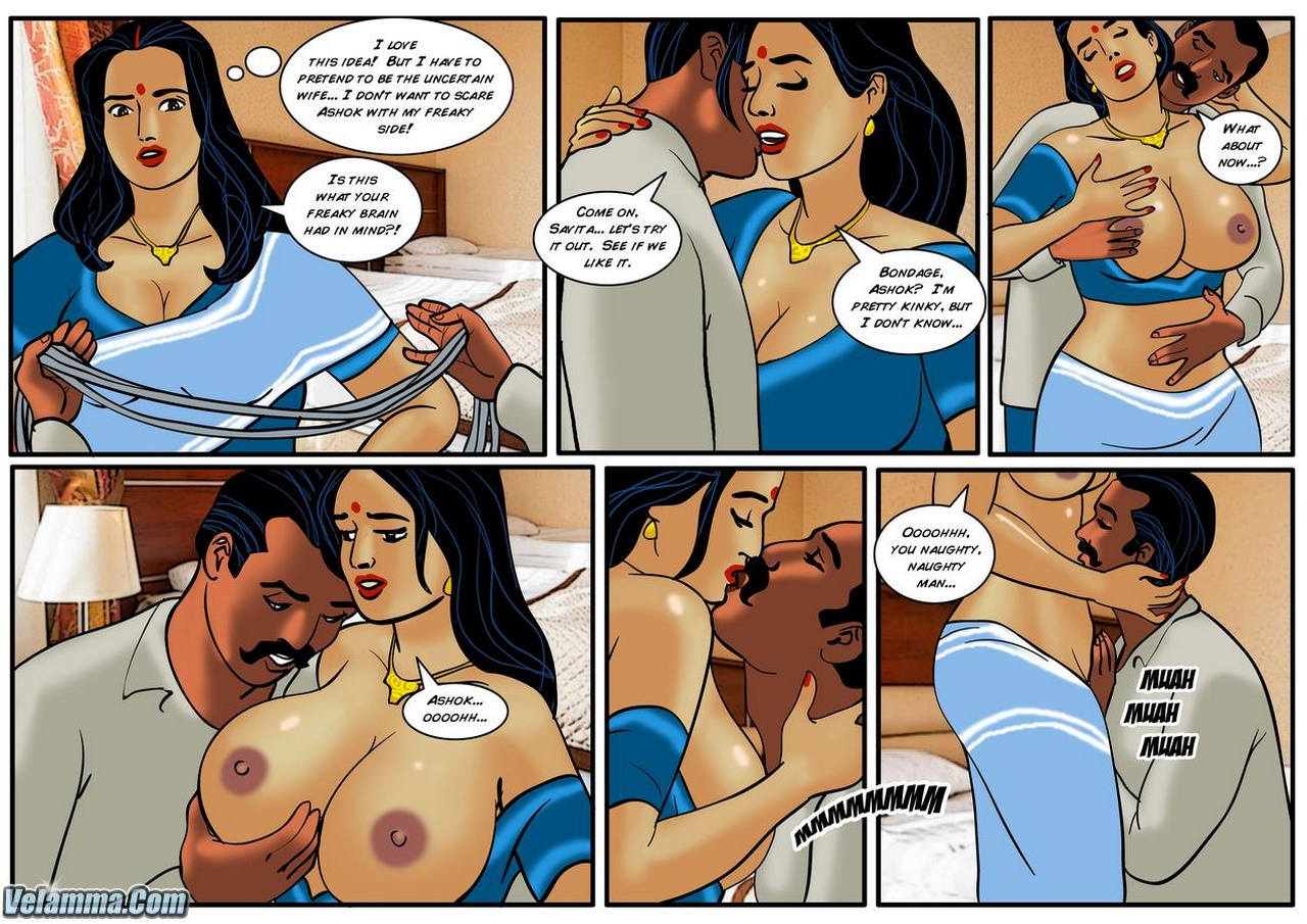 view velamma 36 savita bhabhi and velemma in the same comic hentai