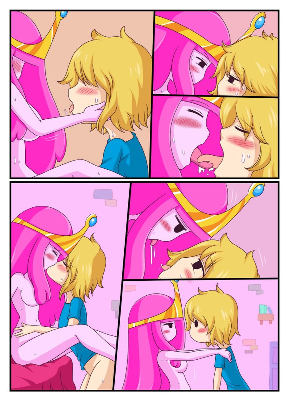 Adventure Time Porno