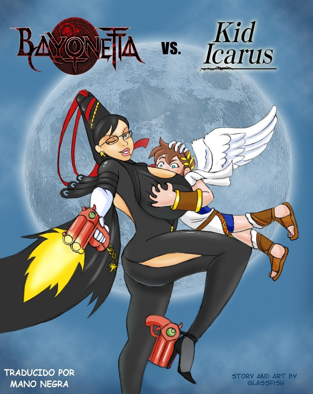 Bayonetta vs. Kid Icarus [Spanish]