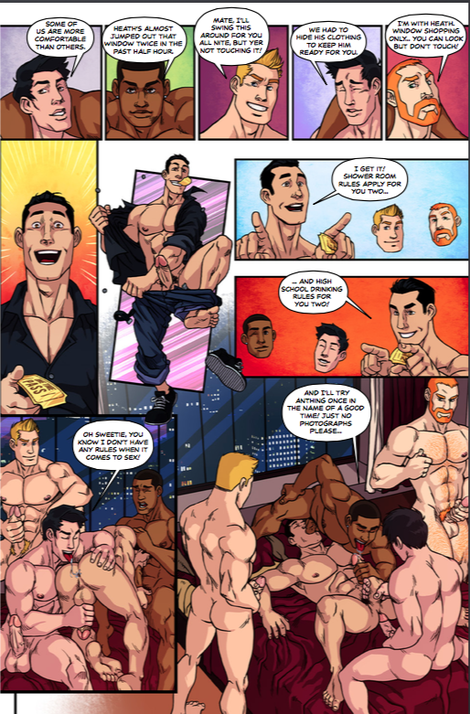 gay male comics   books tagged gay male comics   LibraryThing