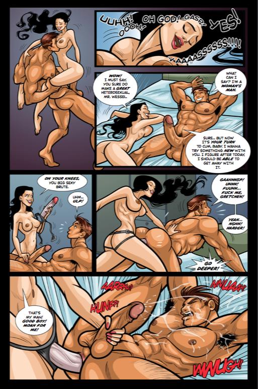 Naked cartoons males gay sex and mens gay 10