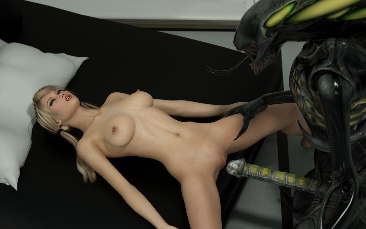 Порно Фильмы С Чужими И Монстрами И Инопланетянами