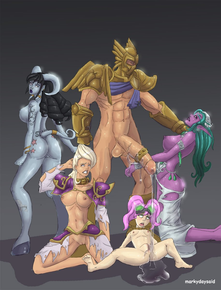 Wow lady proudmoore porn sex gallery