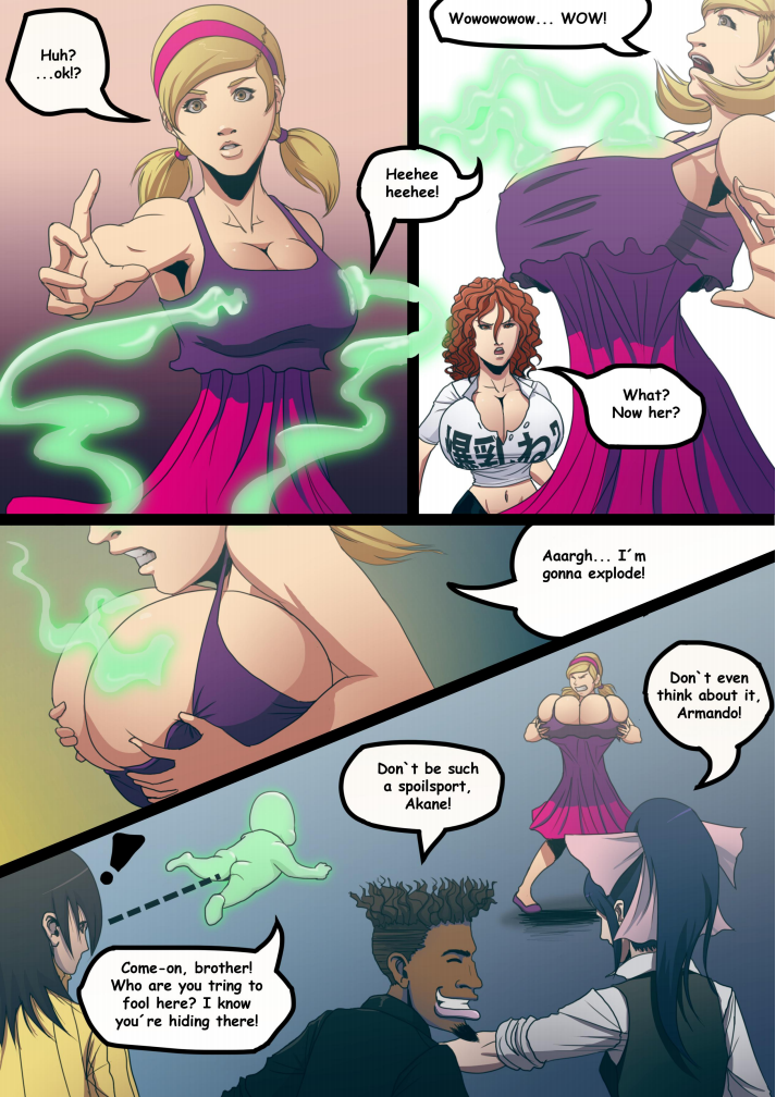 Comic huge breast by tlh - 3 part 10