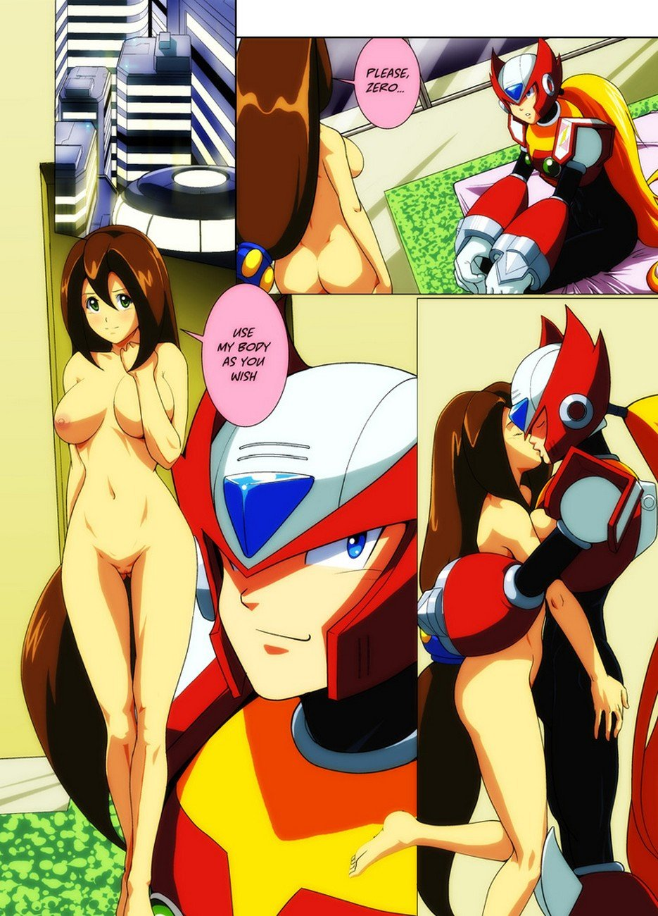 Megaman hentai sex exploited movies