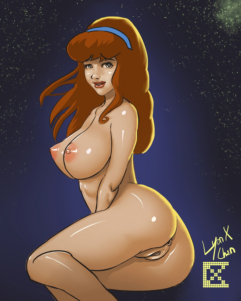 daphne of scooby doo naked