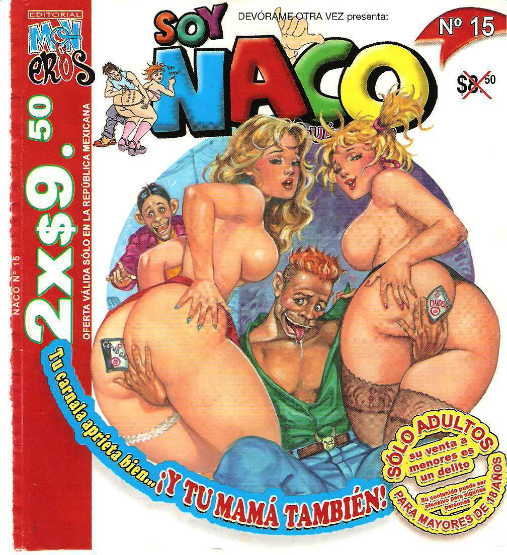 Mexican porn comics books, orgy pussy