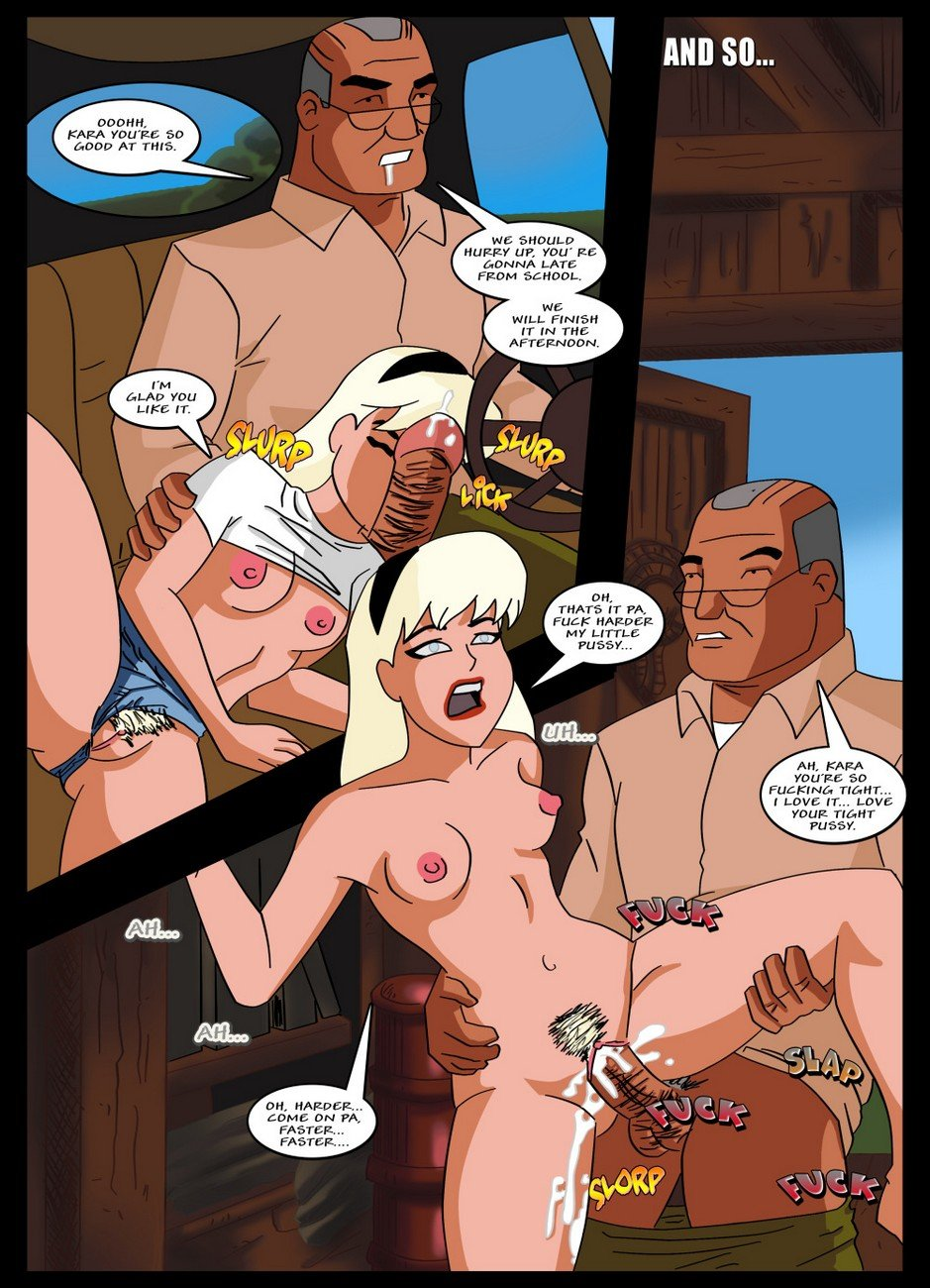 view supergirl adventures 1 horny little girl   hentai porn free