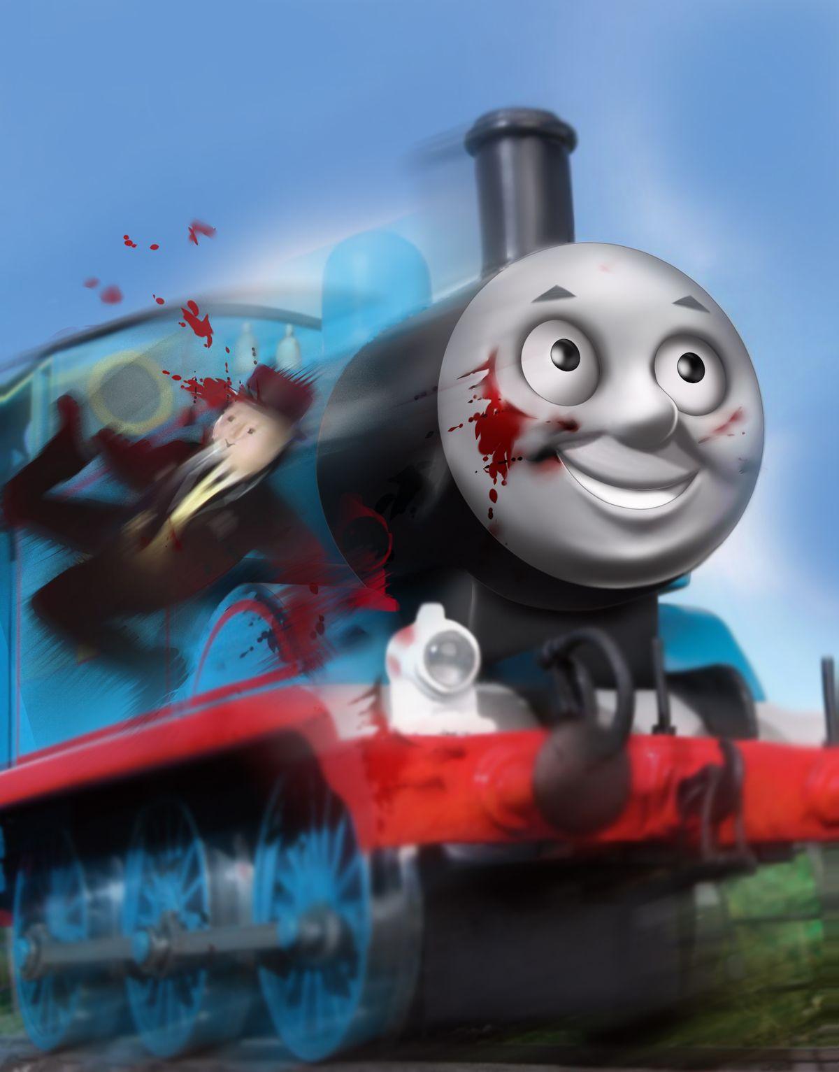 Thomas the tank engine porn