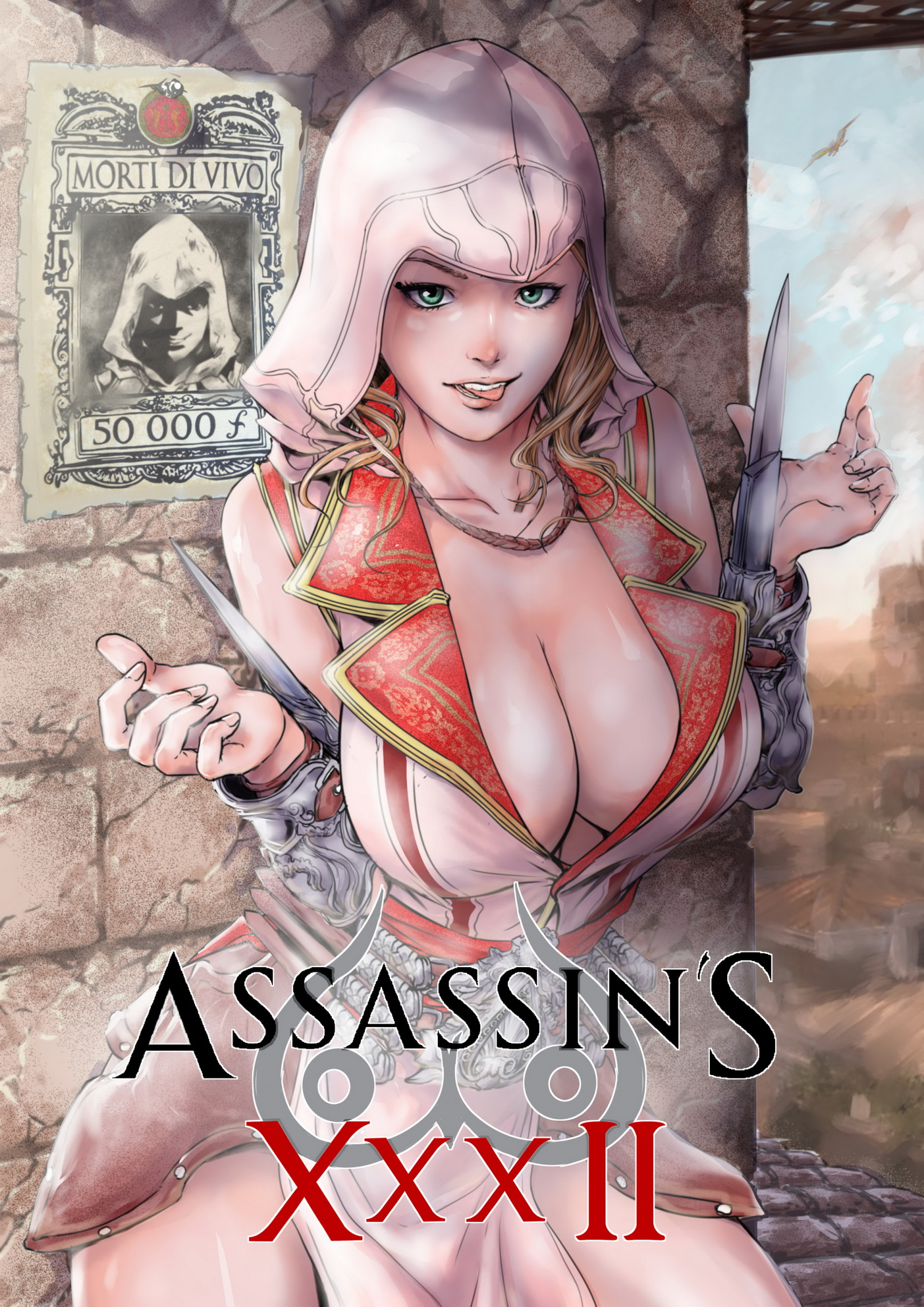 Hentai porn de assassin s creed ii exposed comic