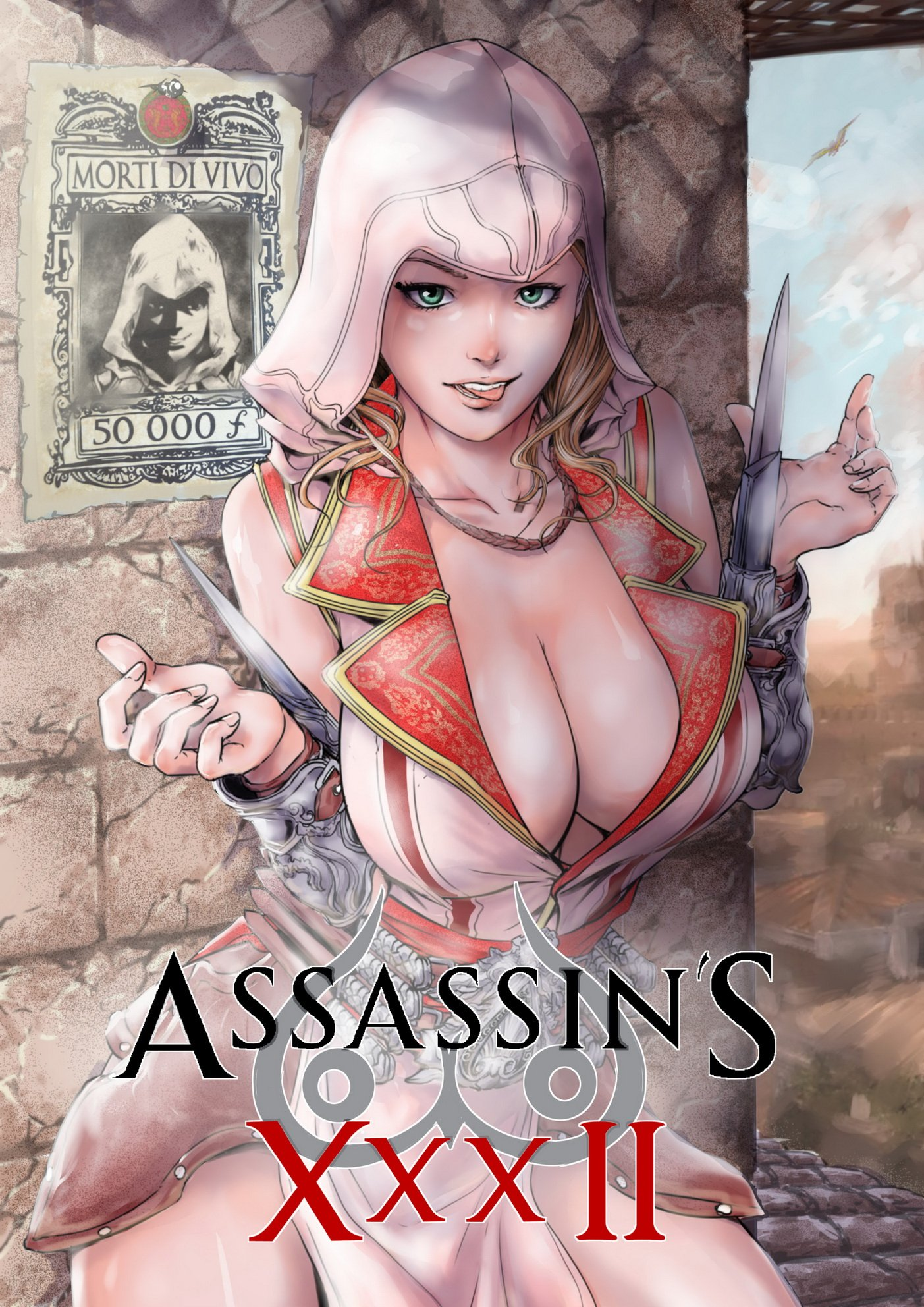 Assassins creed hentai e galleries xxx video