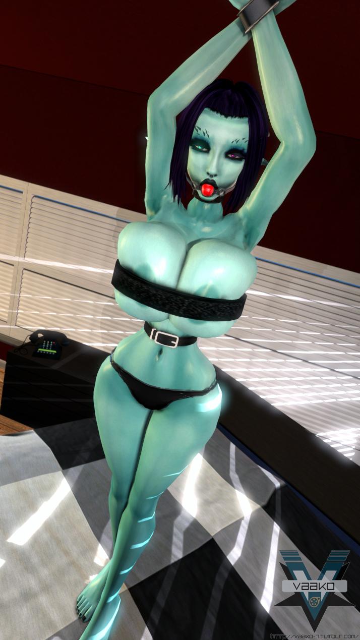 view vaako s huge boob 3d art soria trishka sheva