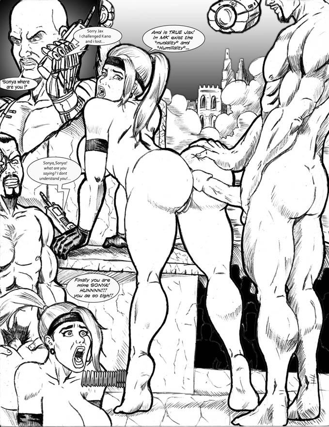 Секс комикс мортал комбат 5905 фотография