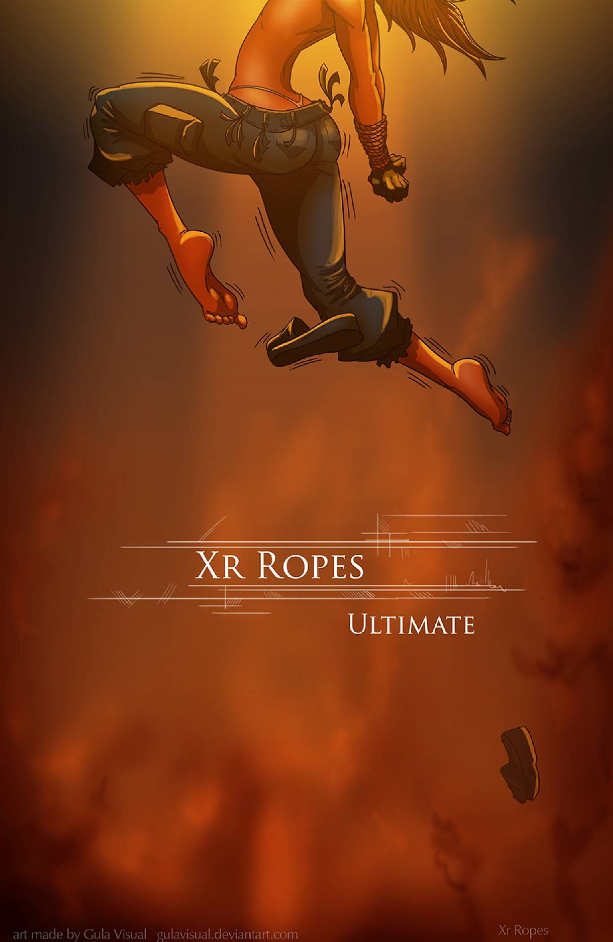 Acrobatic Rope Porn - [gulavisual] XR Ropes Ultimate