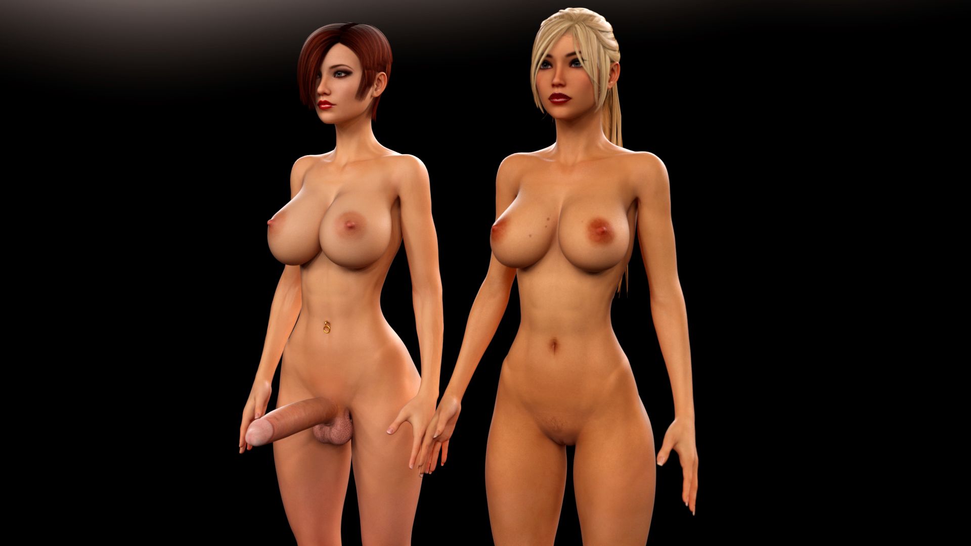Hot nude girls games
