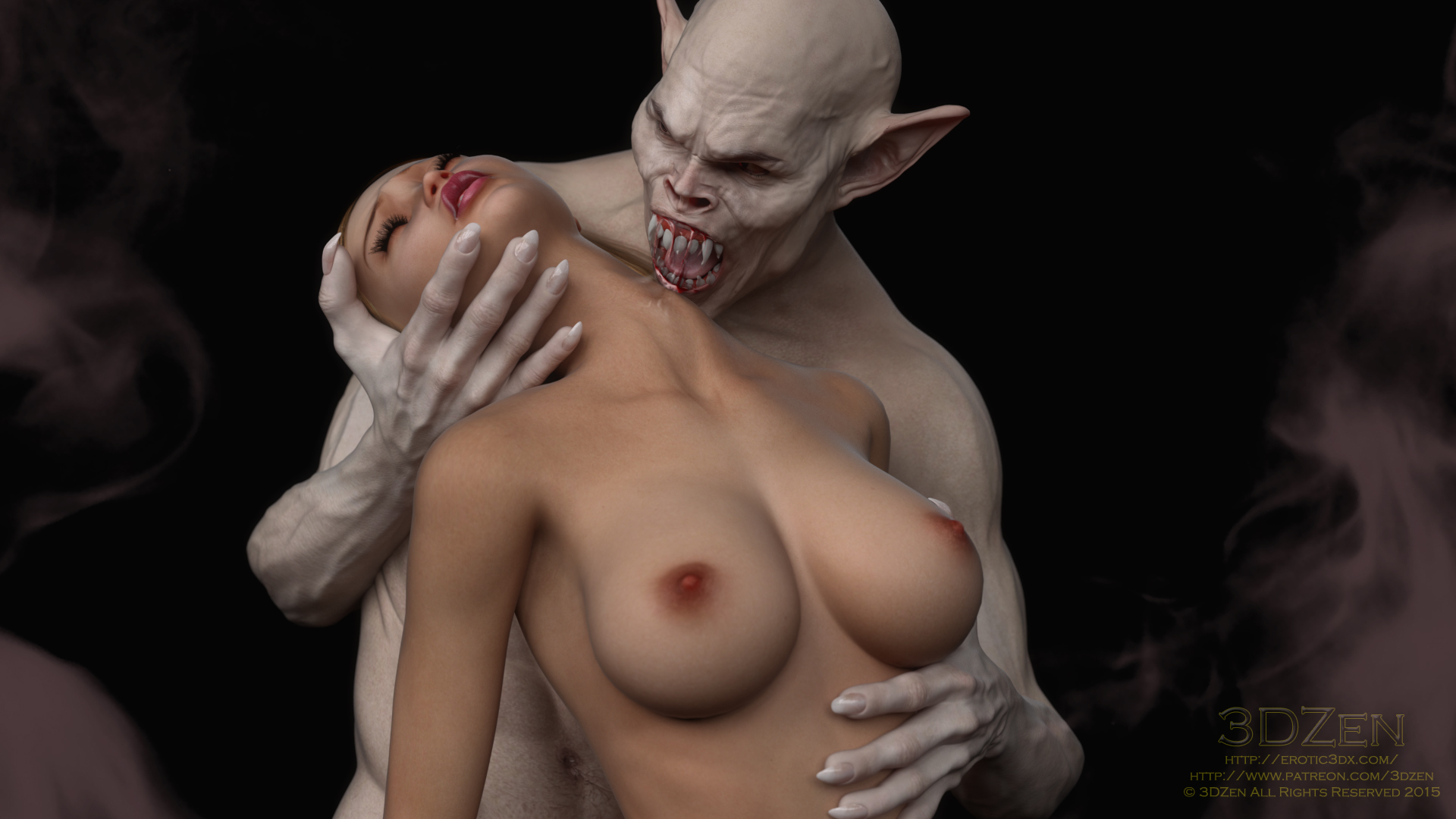 Vampire women porn