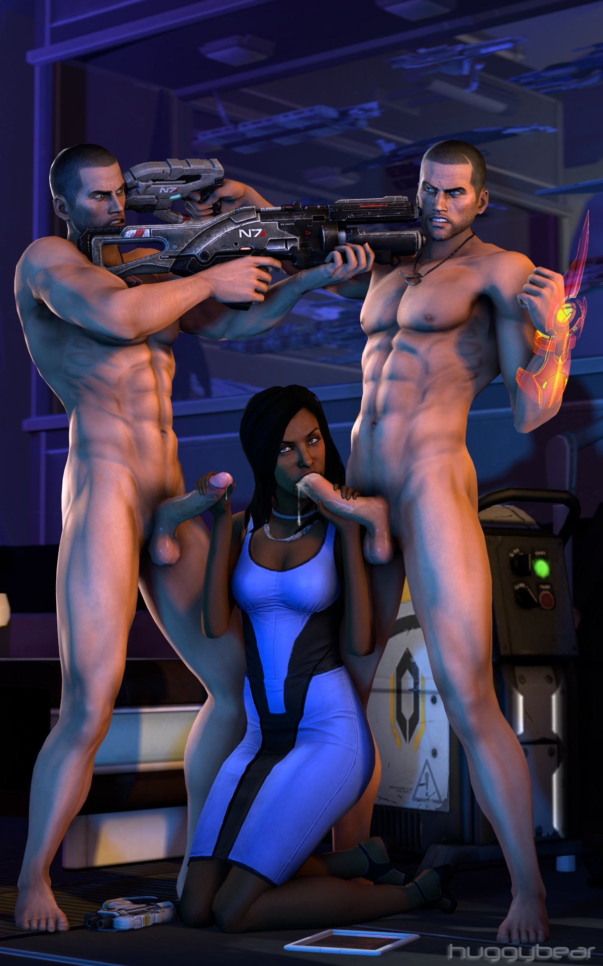 Mass effect porn videos free to download fucked doll