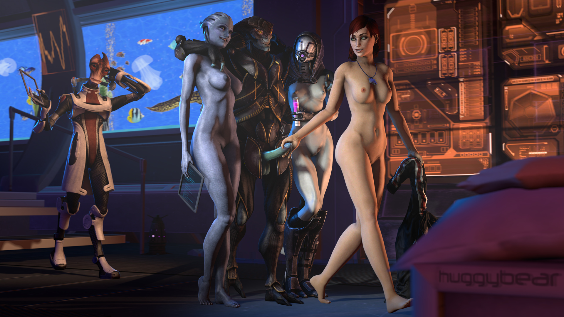 Free hentai mass effect games porn photo