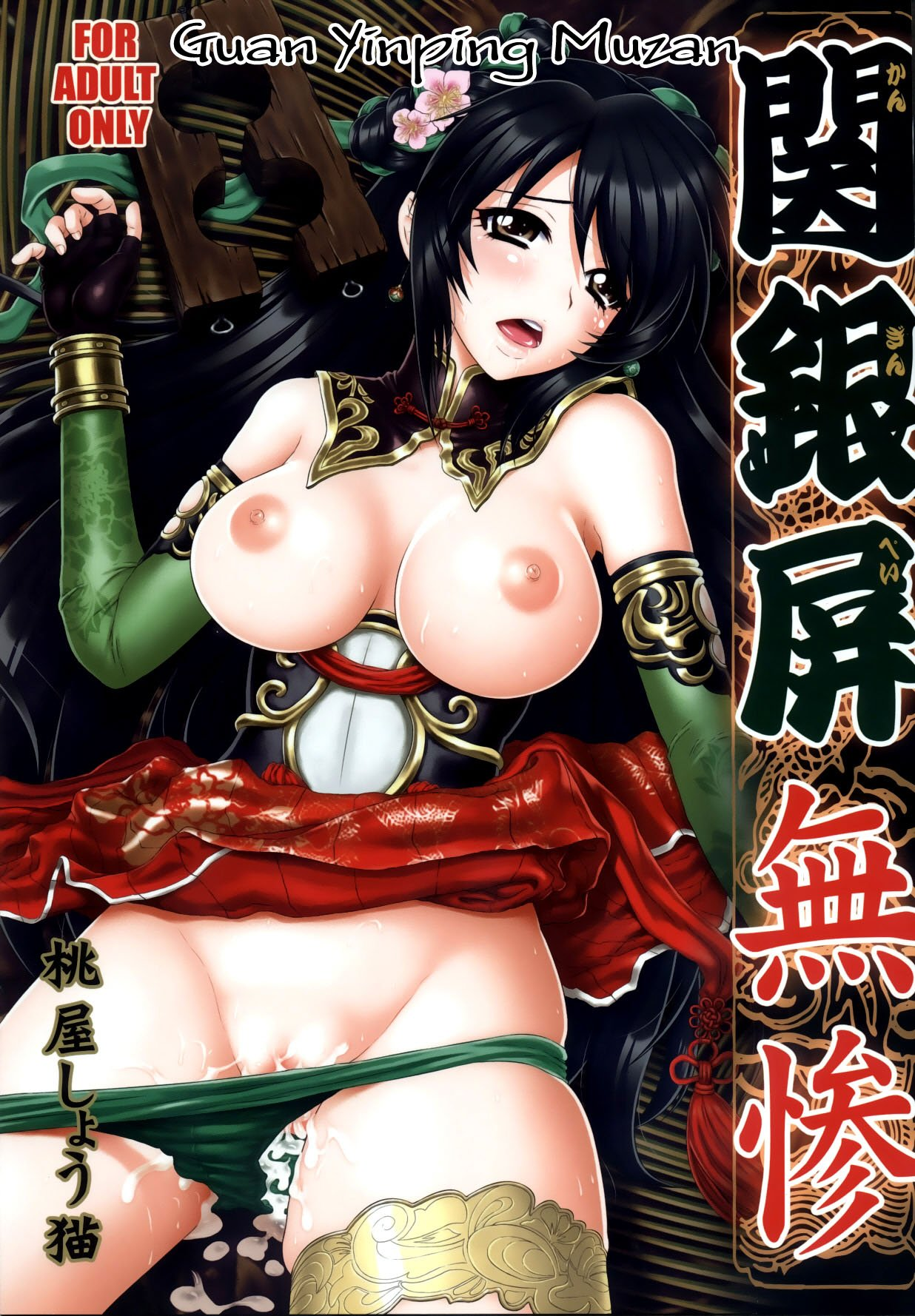 Dynasty warriors porn cosplay cartoon tube