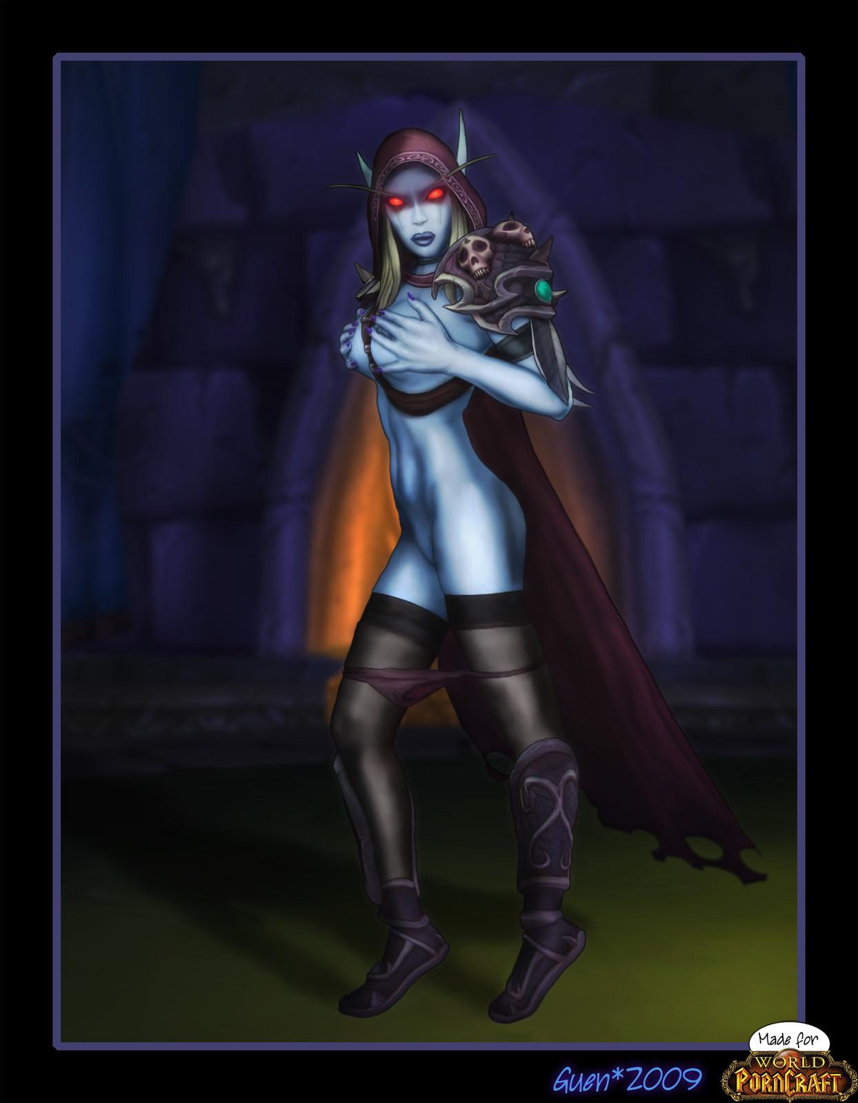 Warcraft 3 frozen throne porno nsfw photo