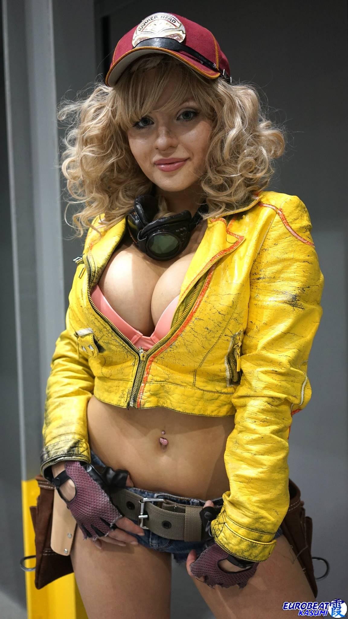 Final fantasy xv cindy porn