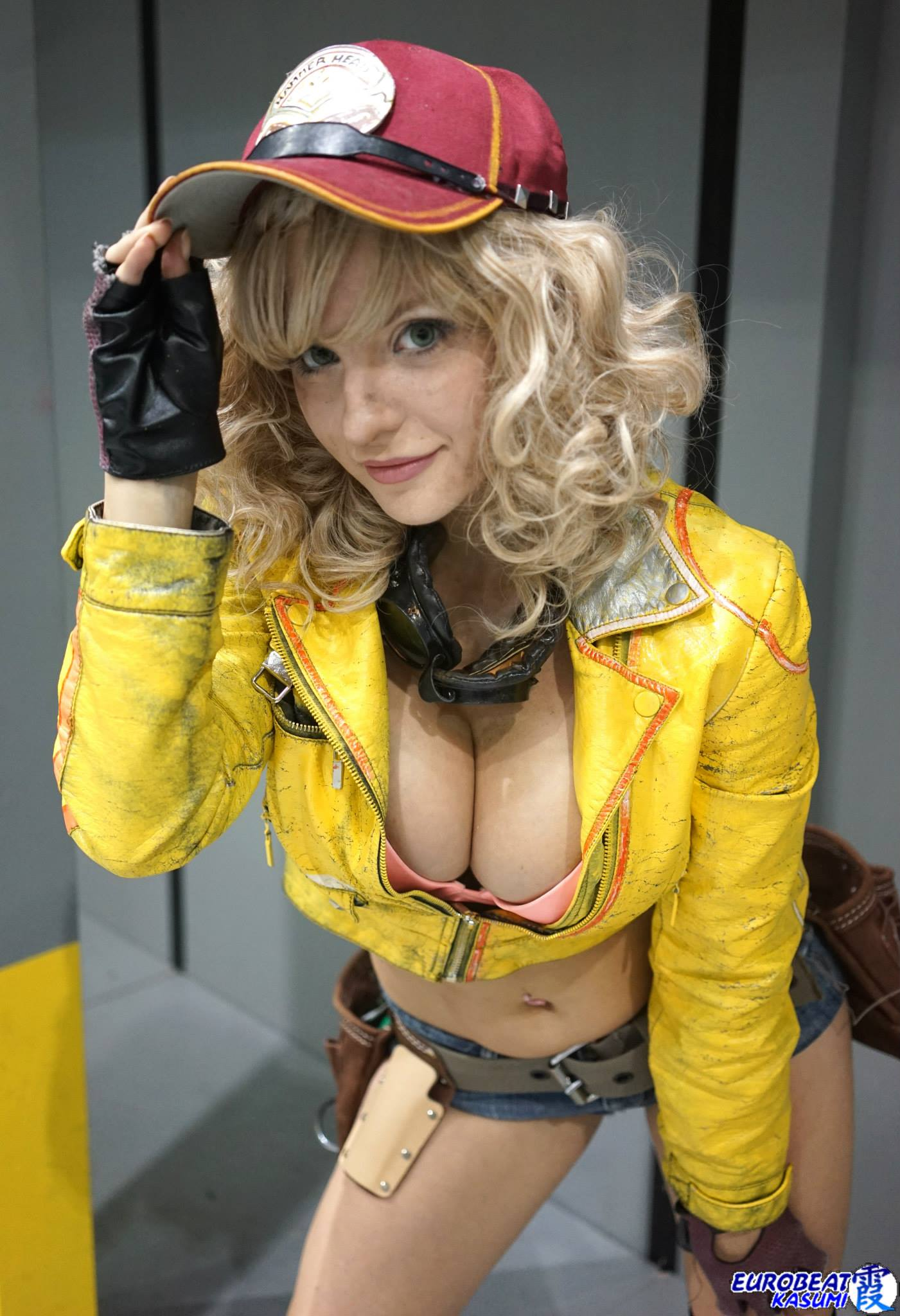 Anime Cosplay Big Boobs