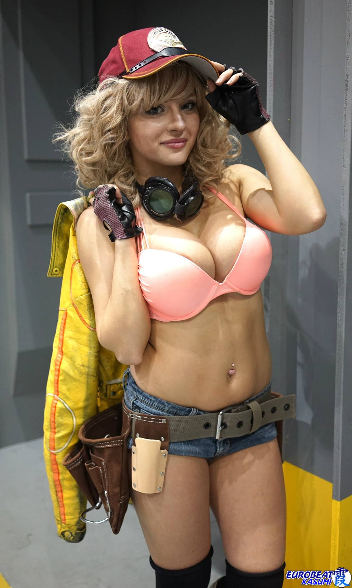 Cindy final fantasy xv hentai