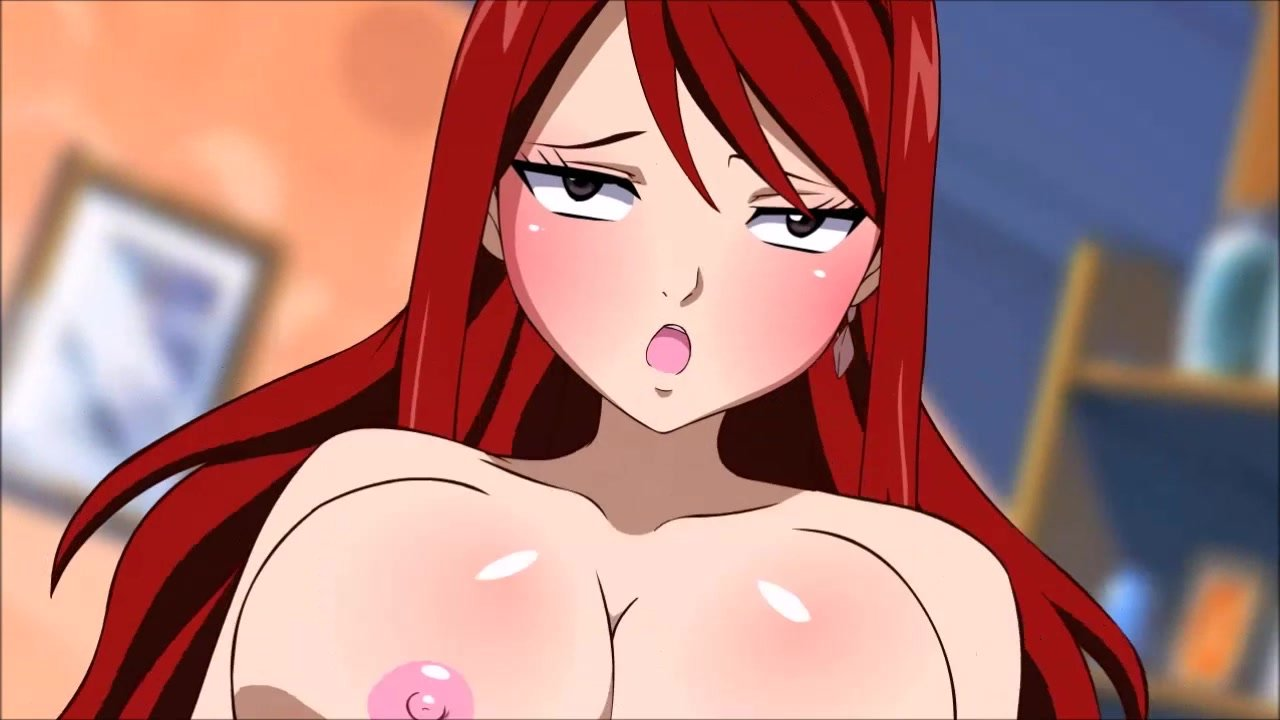 Fairy tail hentai lucy good
