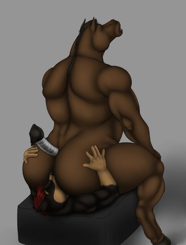 crushing ass
