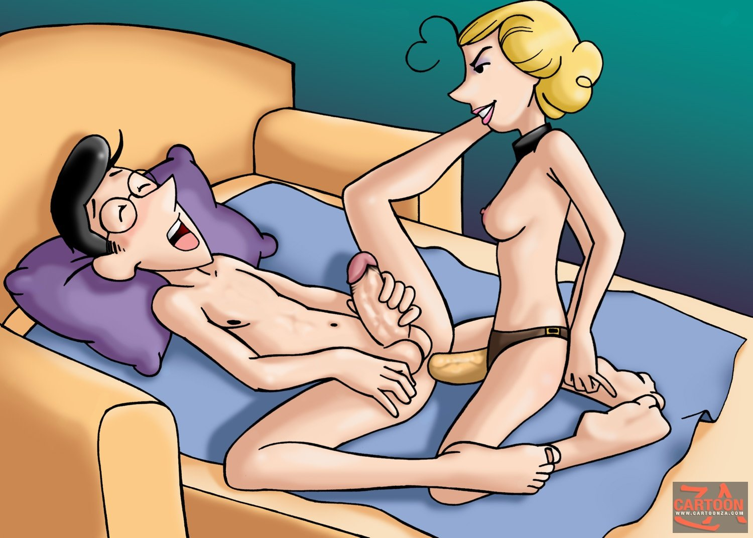 Free cartoon sex stream video