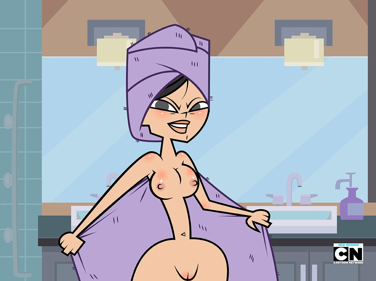 Gouine drama nude girl big ass in cartoon but
