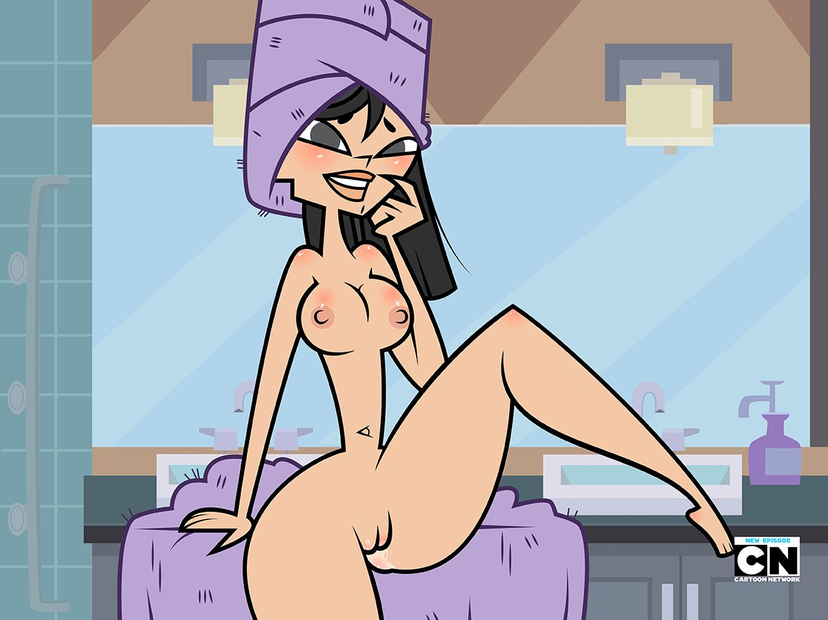 total drama girls naked