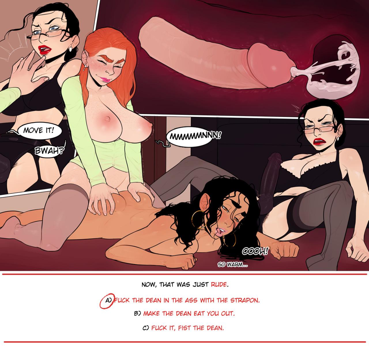 Read InCase - Ethics 101 Hentai Online porn manga and ...