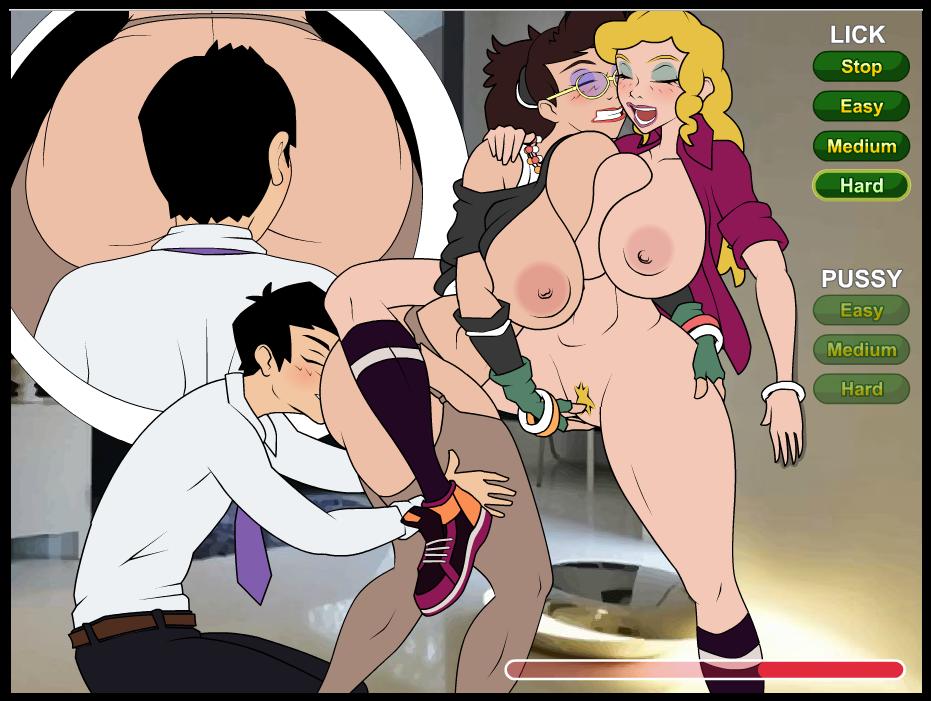 Порно пародии на мультики