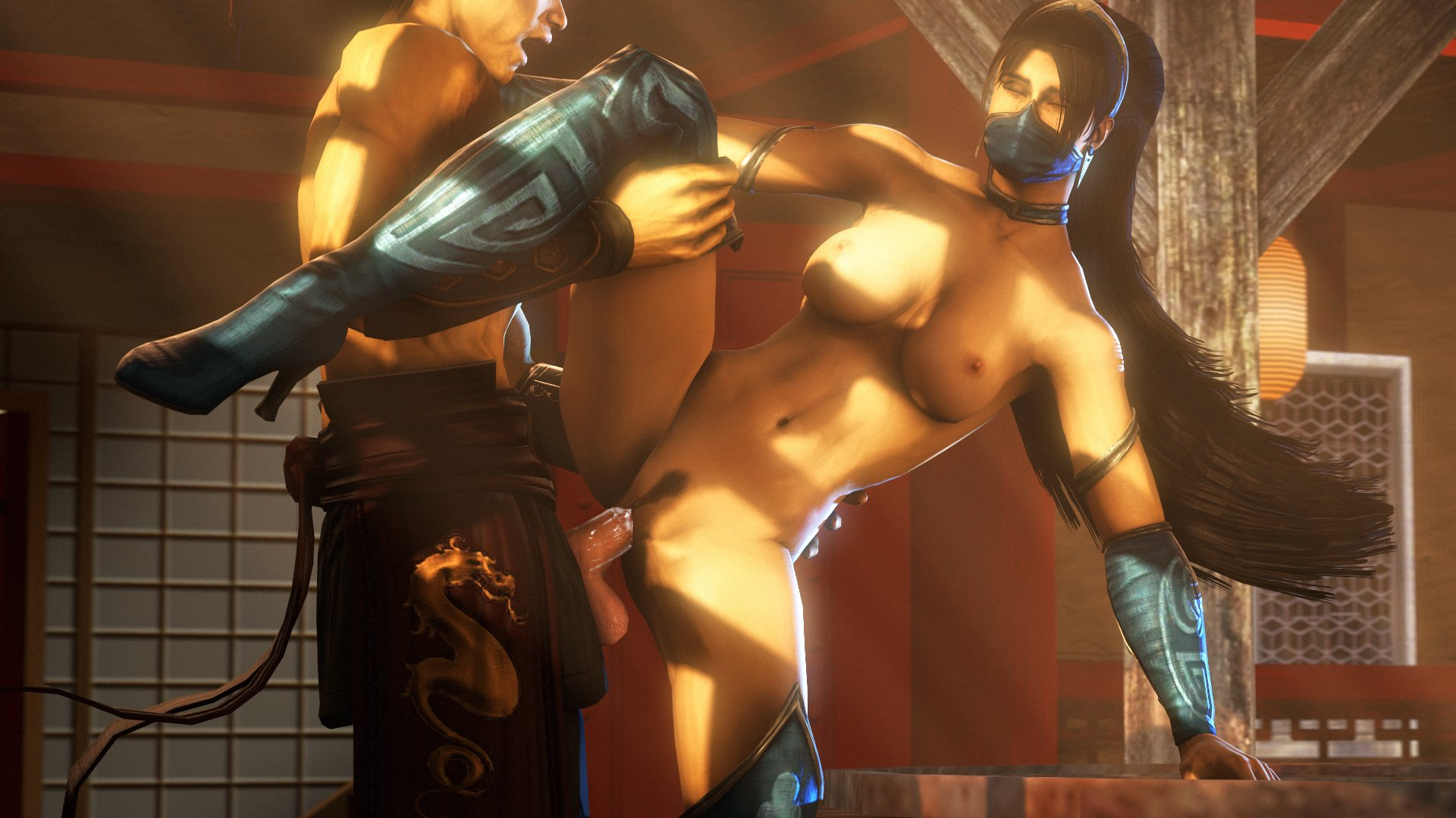 girls of mortal kombat fucked