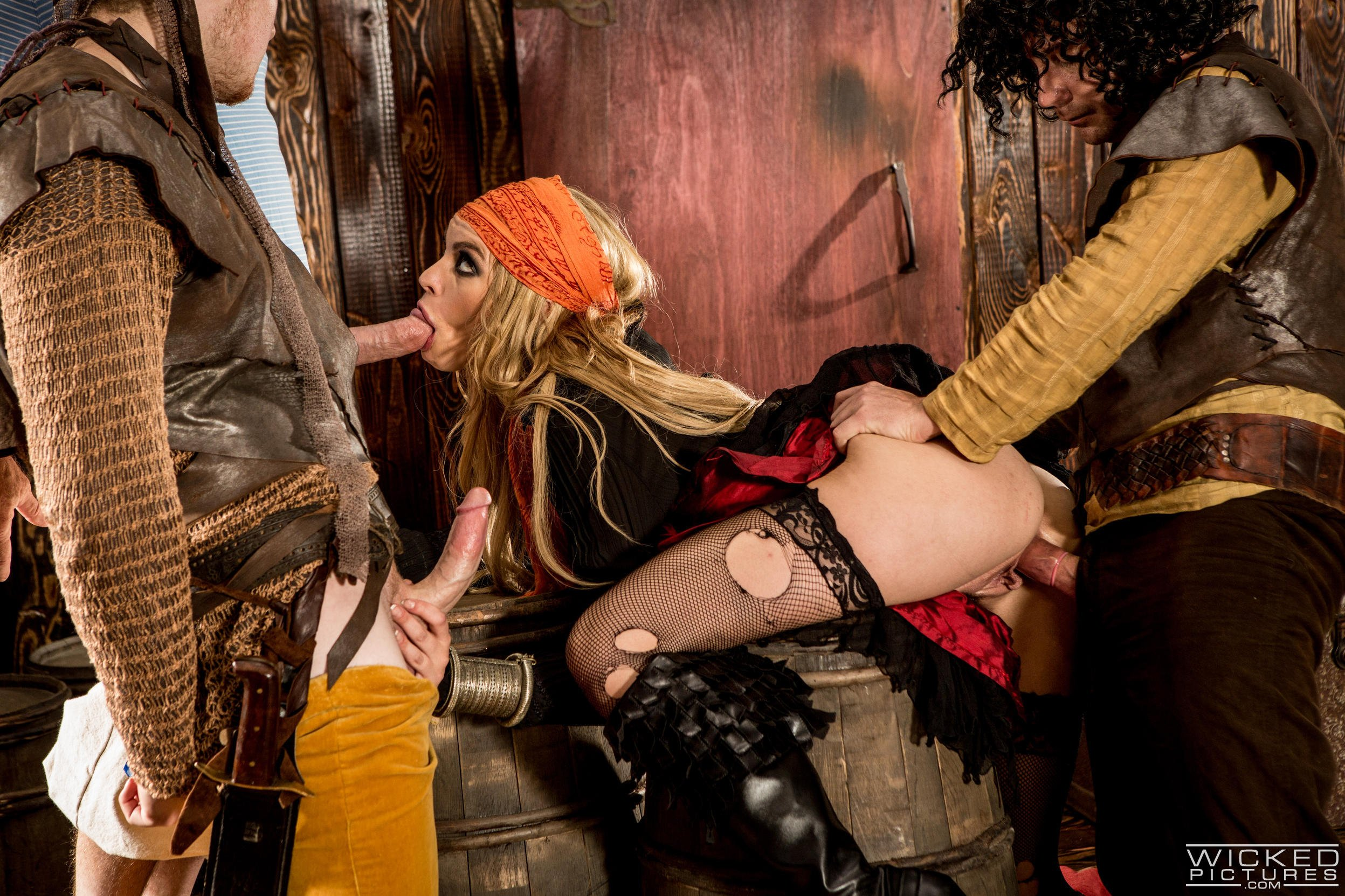Pirate porn photos