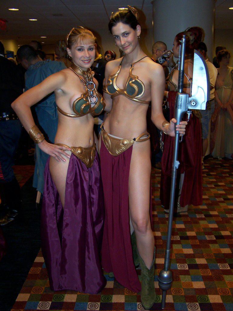 porn cosplay Princess leia