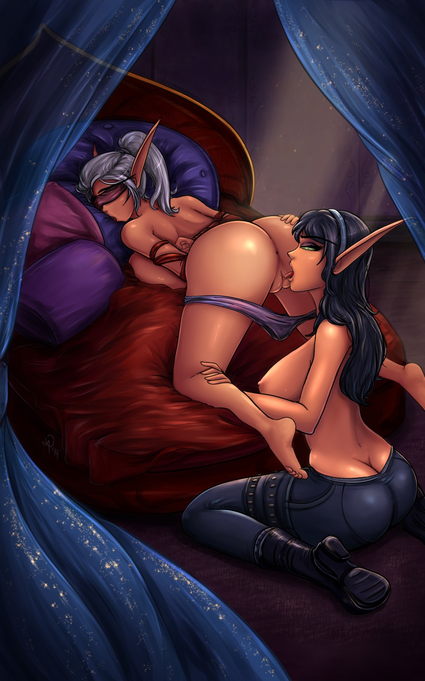 Sexual positions elf cartoon pic